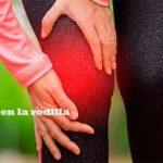 tendinitis en la rodilla