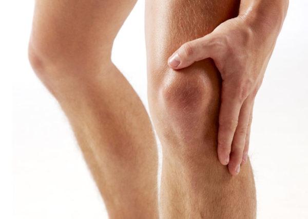 dolor de rodilla en reposo