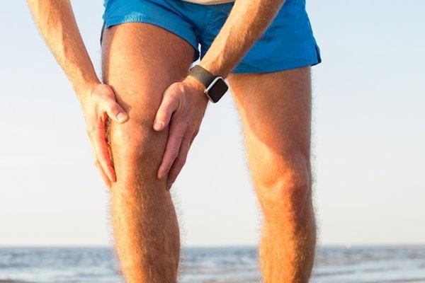 problema interno de la rodilla