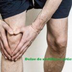 Dolor de rodillas y articulaciones