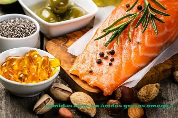 acidos grasos omega 3