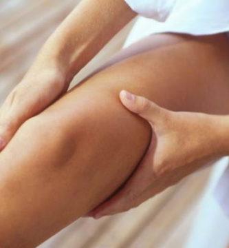 dolor de rodillas y piernas