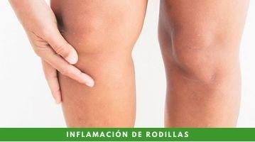 Inflamación de rodillas, ¿a partir de qué edad comenzamos a preocuparnos?