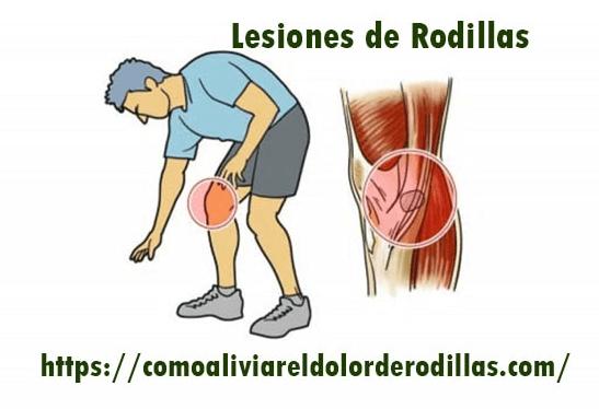 Lesiones de Rodillas, ¿hasta qué punto estas pueden ser normales?